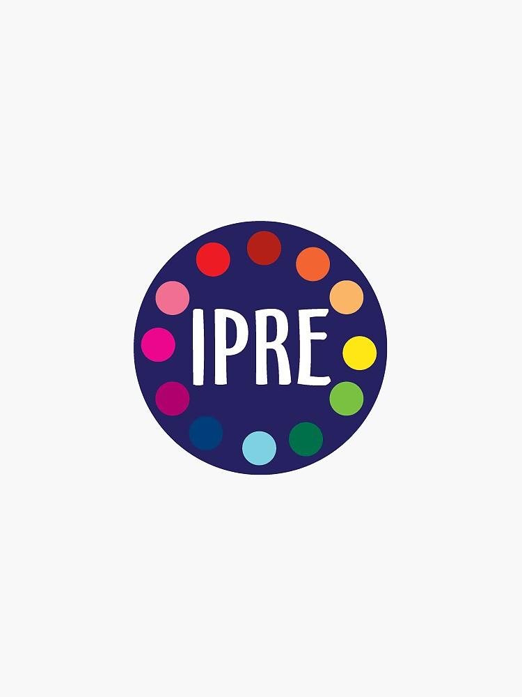 IPRE logo by turntsnaaco