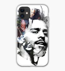 J Cole Casual Style 3 iphone case