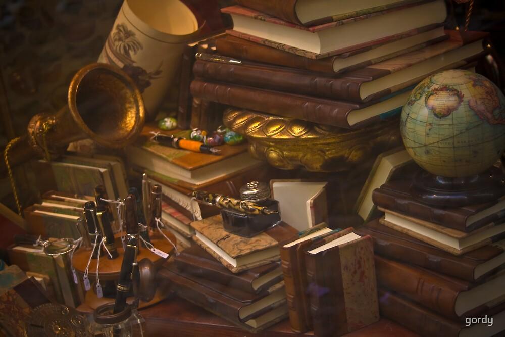 Bookshop by gordy
