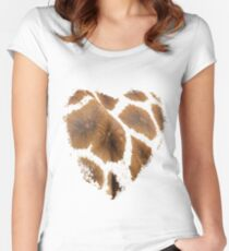 Love Skin Women's Fitted Scoop T-Shirt