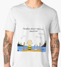 charlie brown Men's Premium T-Shirt