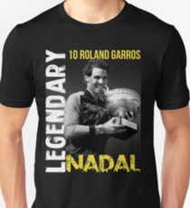 Rafa Nadal Legendary Unisex T-Shirt