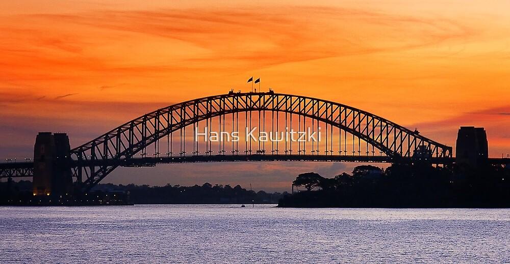 0908 The Bridge - Sydney by Hans Kawitzki