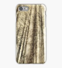 Sugarpine Walk Etchings - Laurel Hill NSW iPhone Case/Skin