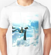 clim to heaven T-Shirt