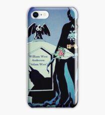 william west rip iPhone Case/Skin