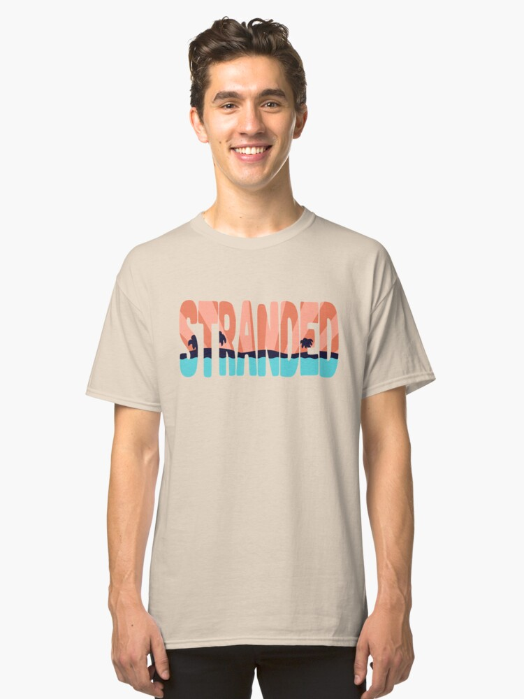 Alternate view of STR\NDED Classic T-Shirt