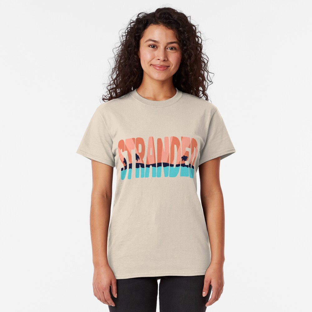 STR\NDED Classic T-Shirt