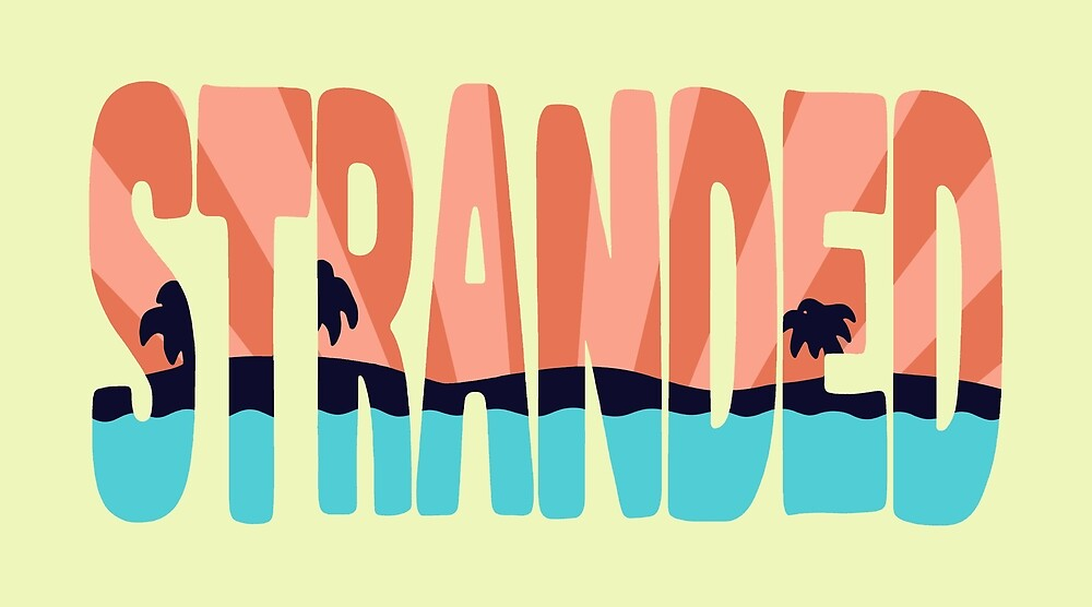 STR\NDED by Dylan Morang