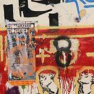 Graffiti_2 by Louise Green
