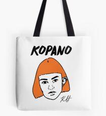 KOPANO illustration by KELLY HART  Tote Bag