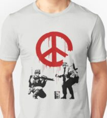 Banksy - Peace T-Shirt