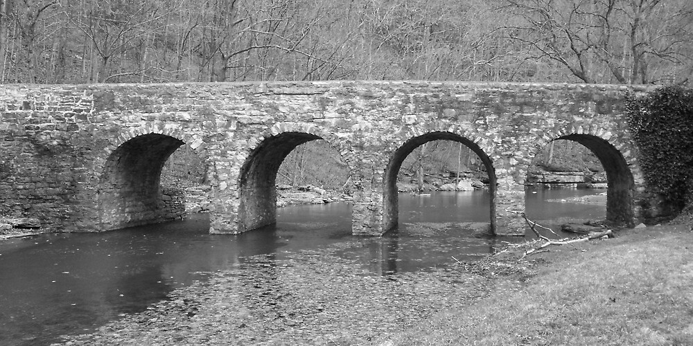 Stone Bridge by Rebecca Ogden