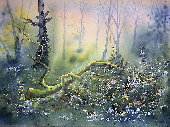 Winter Green by Glenn Marshall