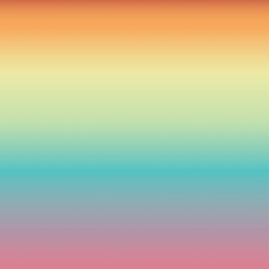 Iridescent Aesthetic Rainbow Gradient Holograph Posters By Yanwun