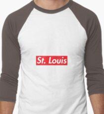 St. Louis Supreme Men's Baseball ¾ T-Shirt