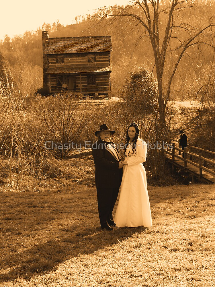 Old Time by Chasity Edmonson-Hobbs