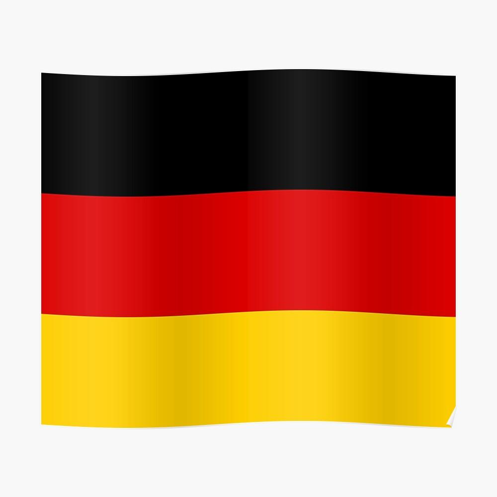 Fahne Deutschland Bild