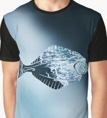 Alaskan Halibut  Graphic T-Shirt