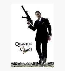James Bond 007 Quantum of Solace Photographic Print