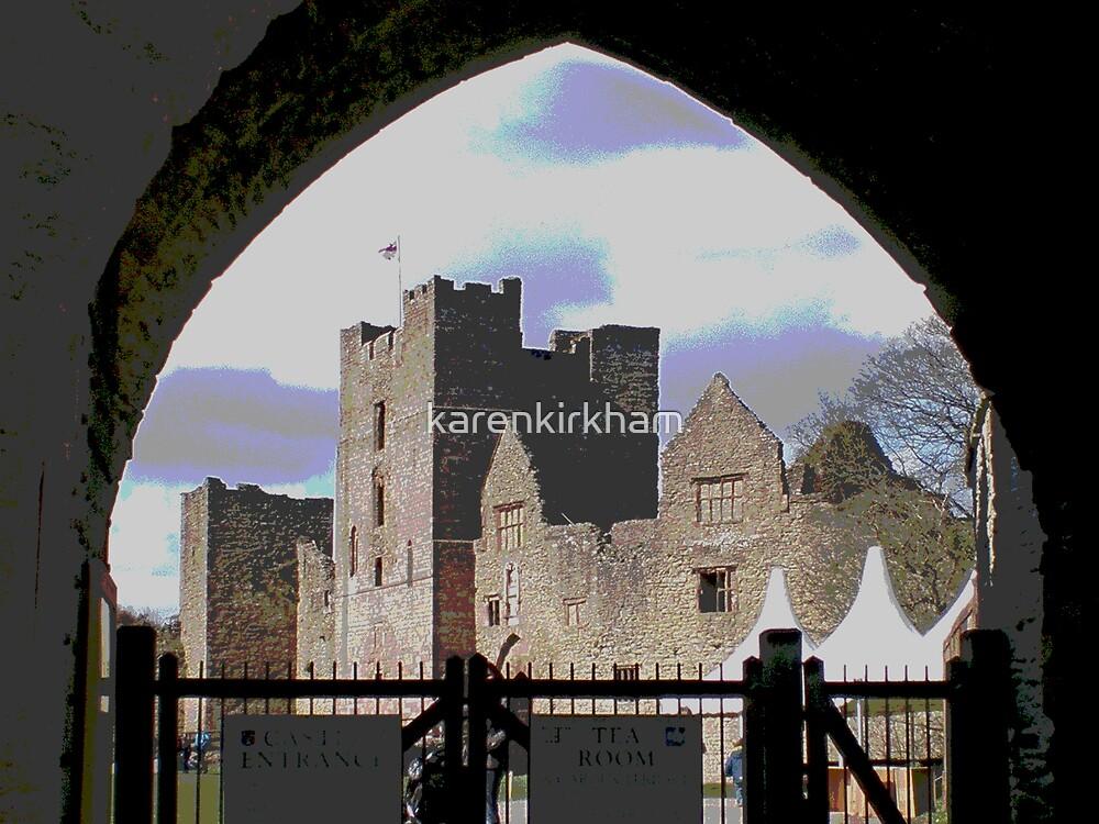 Ludlow Castle by karenkirkham