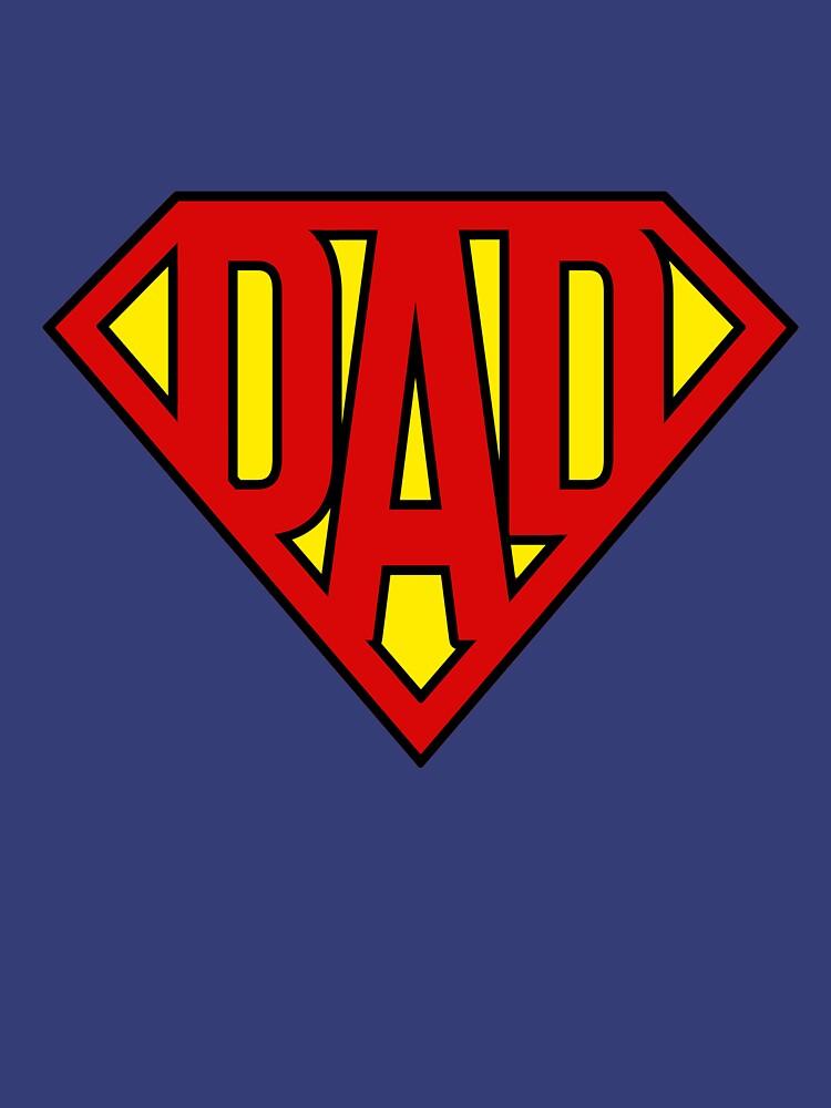 Super Dad by vadevious