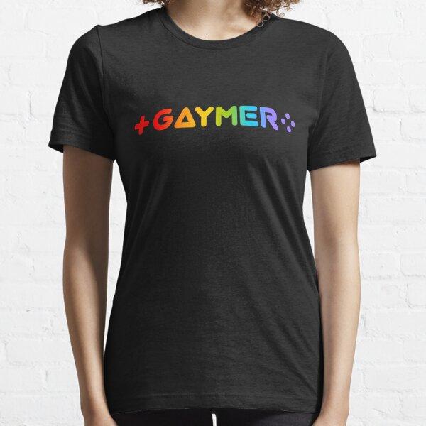 Gaymer Essential T-Shirt