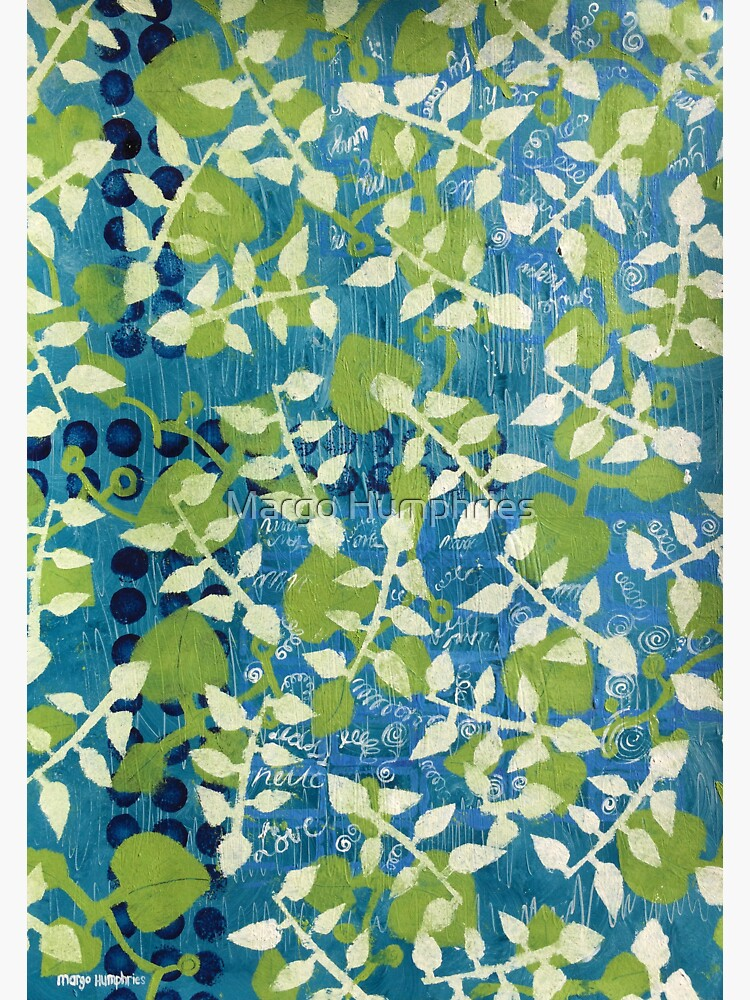 """""""Greenery"""" by Margo Humphries by kasarnDesigns"""