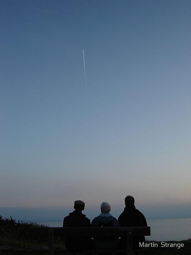 Overhead by Martin  Strange
