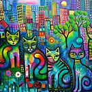 Out on the Town  by Karin Zeller