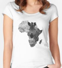 Into the Wild Women's Fitted Scoop T-Shirt
