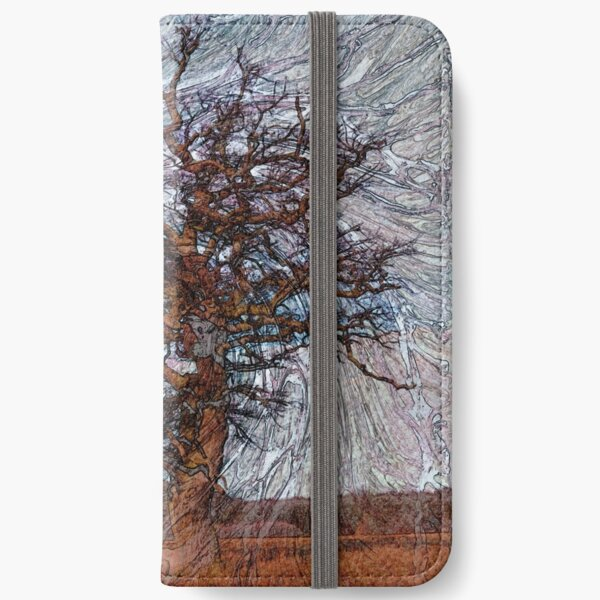 World Trees 4 iPhone Wallet