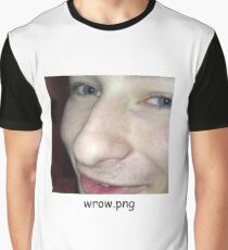 wrow.png Graphic T-Shirt