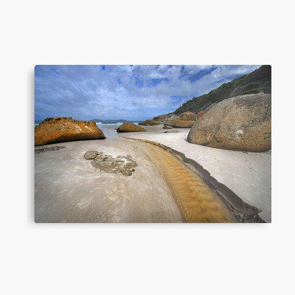 0951 Squeaky Beach  Metal Print