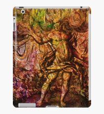 Alchemical Fire - In The Belly Of The Wind iPad Case/Skin