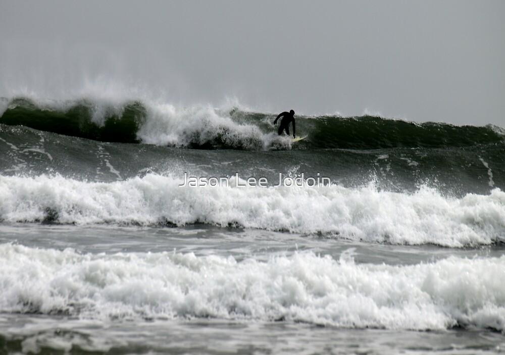 Three Layer Surf by Jason Lee Jodoin