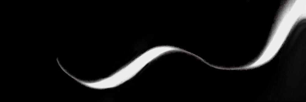 Curve II by Viviane Cathmoir