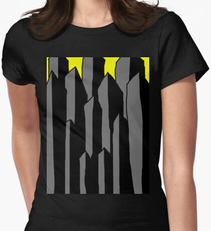 city livin Womens Fitted T-Shirt