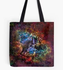 When The Stars Are Right - The Crab Nebula in Taurus Tote Bag