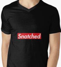 Snatched Supreme Mens V-Neck T-Shirt