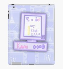 Kawaii Computer iPad Case/Skin