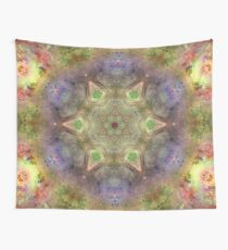 Crystalline Reflections 13 Wall Tapestry