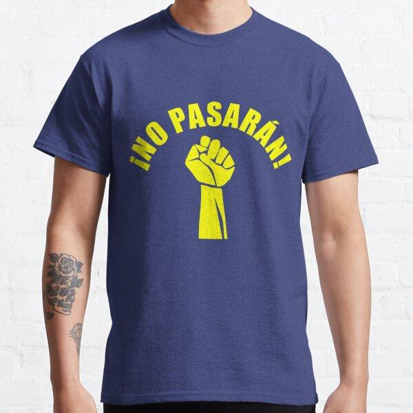 No pasaran Camiseta clásica