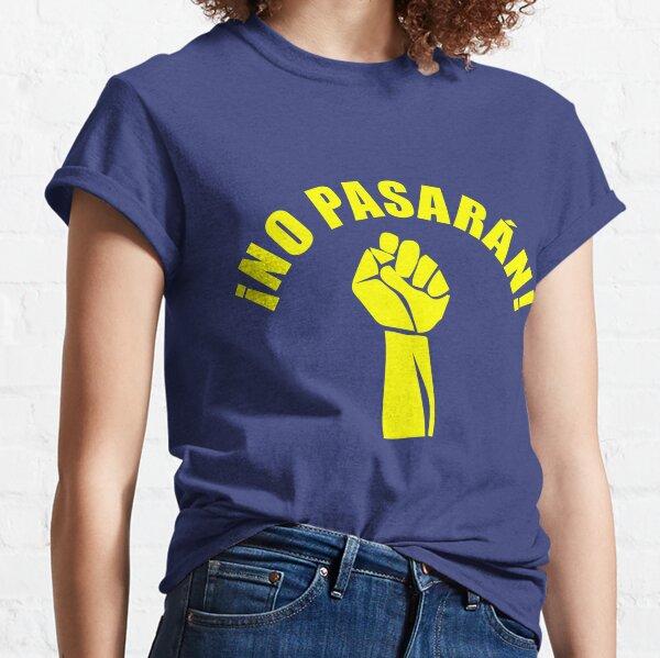 No pasaran Classic T-Shirt