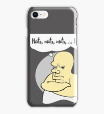 Grumpy - The states of Affairs VRS2 iPhone Case/Skin