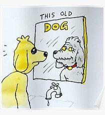 Mac Demarco dieses alte Hundet-stück Poster