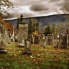 Vermont Cemetery III by mindydidit