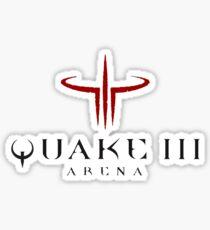Quake 3 Sticker