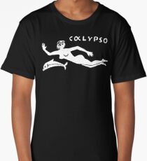 cousteau calypso Long T-Shirt