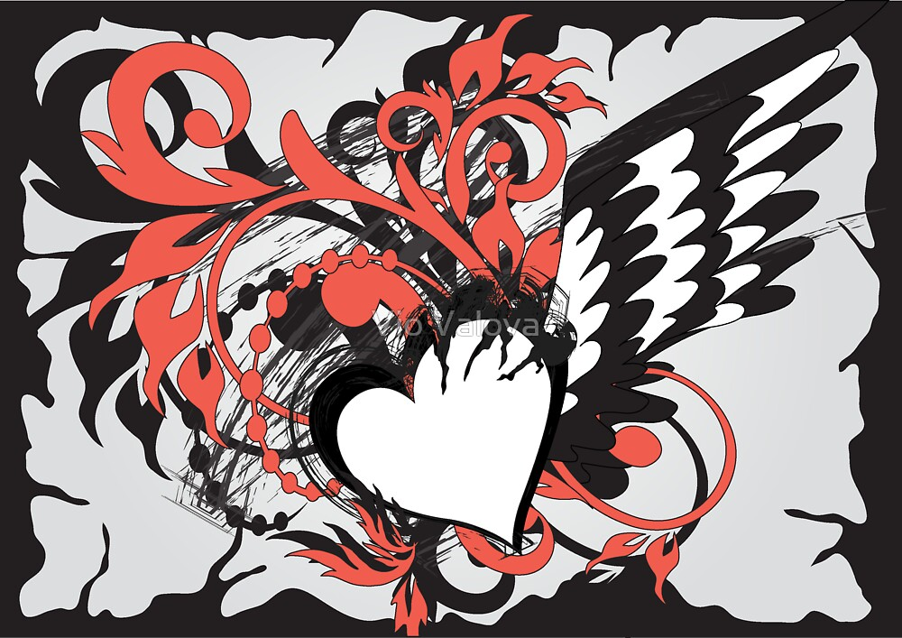 heart&wing by VioDeSign